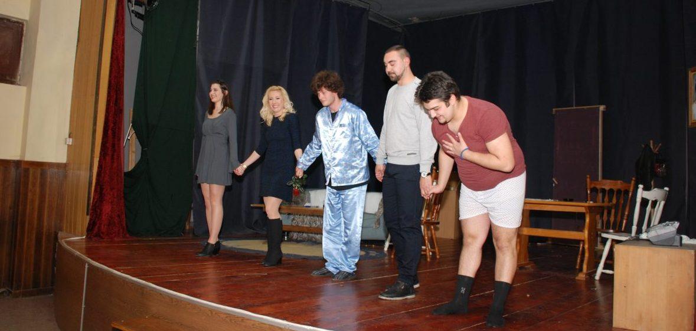 Belocrkvansko amatersko pozoriste predstava 2