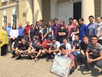 townshend international school students in bela crkva