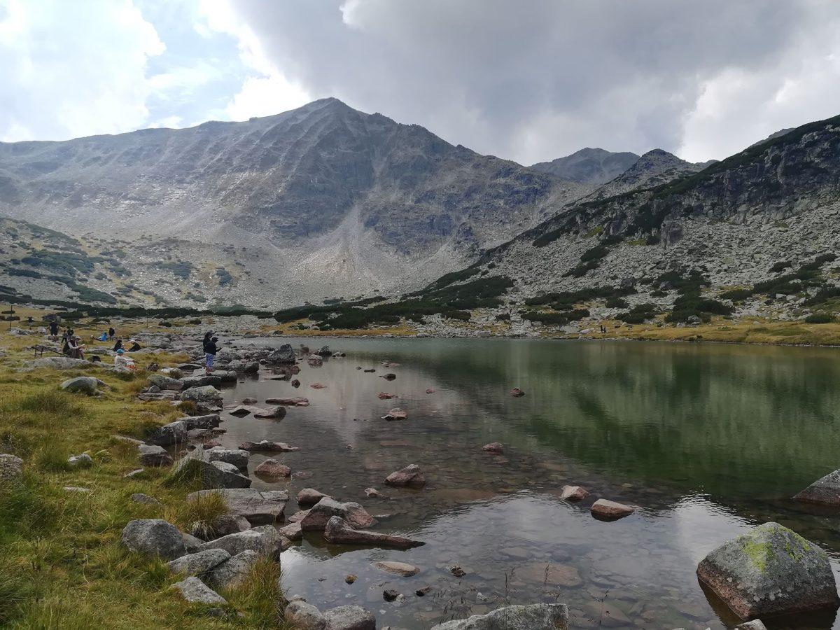 Planina Rila Bugarska