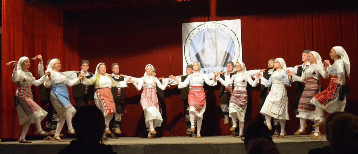 Folklor Jasenovo