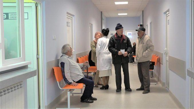 Novi blok bolnice
