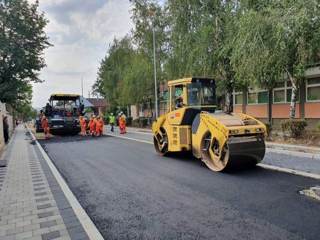 Jovana Popovica asfaltiranje