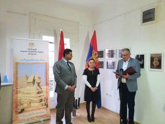 Ambasador Egipta Bela Crkva