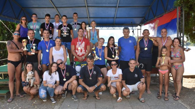 KPA Bela Crkva plivacki maraton
