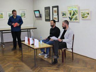 Promocija zbirke Svirepi pisci
