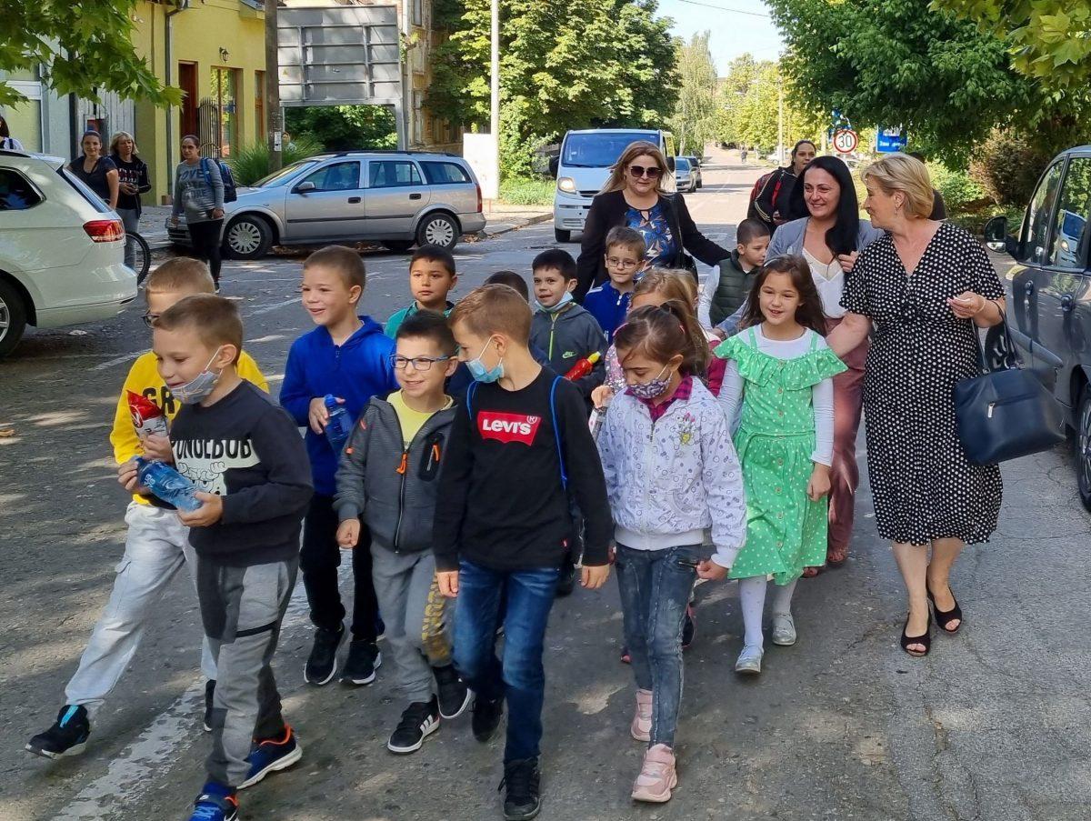 Violeta Simic i djaci prvaci