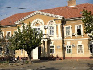 Bela Crkva zgrada Opstine