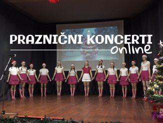 Praznicni koncerti ONLINE