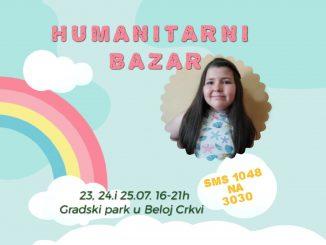 Humanitarni bazar Marina Veselinovic