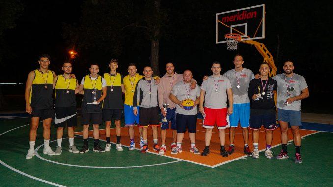 Turnir u basketu pobednici