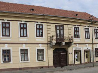 Muzej u Beloj Crkvi fasada